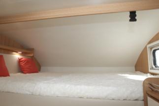 Doppelbett Alkoven